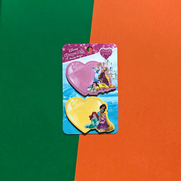Disney Princess Sticky Notes