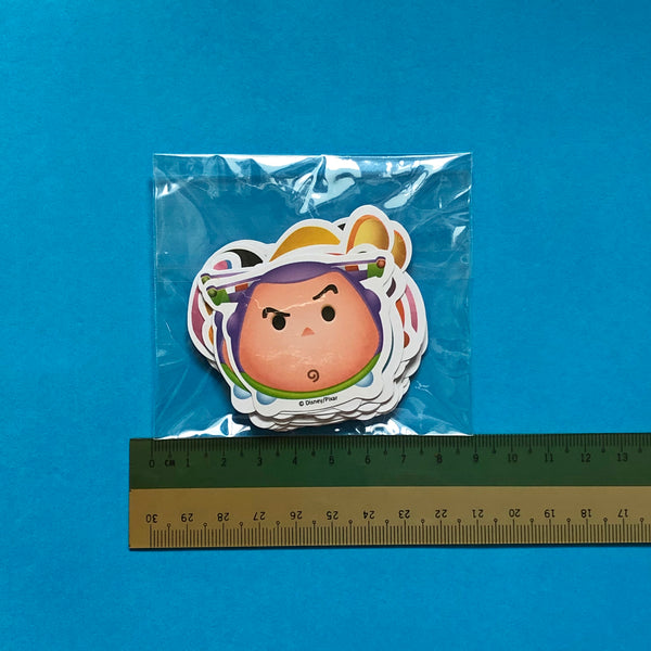 Disney Tsum Tsum Flake Stickers