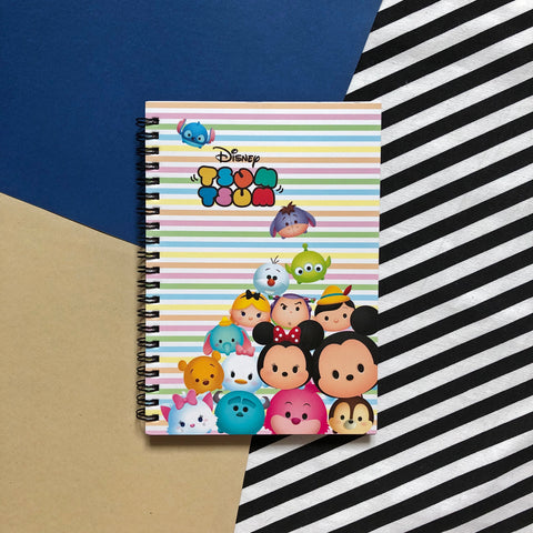 Disney Tsum Tsum Weekly Planner Book