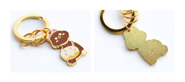Cute Dog Key Chain By U-Pick