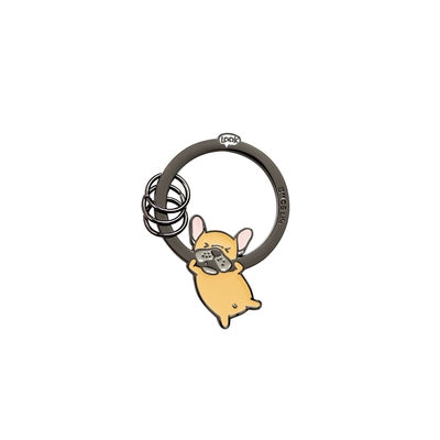 Hanging On Animal Dog Key Chain By U-Pick