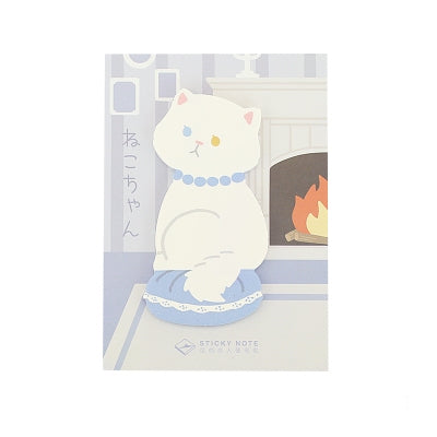 Cute Cat Persian Cat Sticky Notes