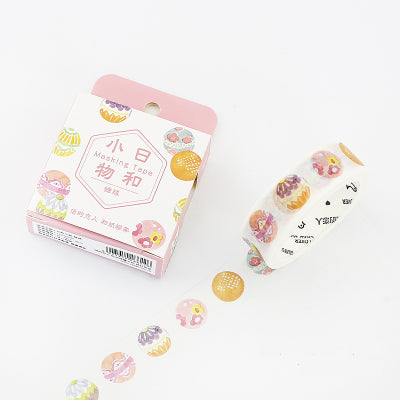 Embroidered Ball Washi Tape