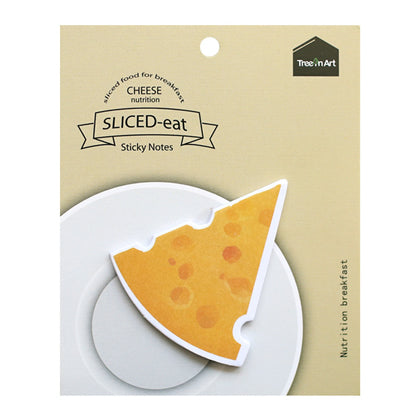 Breakfast Food [Cheese] Sticky Notes