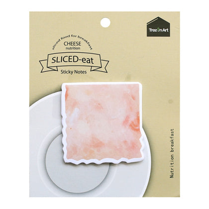 [Clearance Sale] Breakfast Food [Ham] Sticky Notes