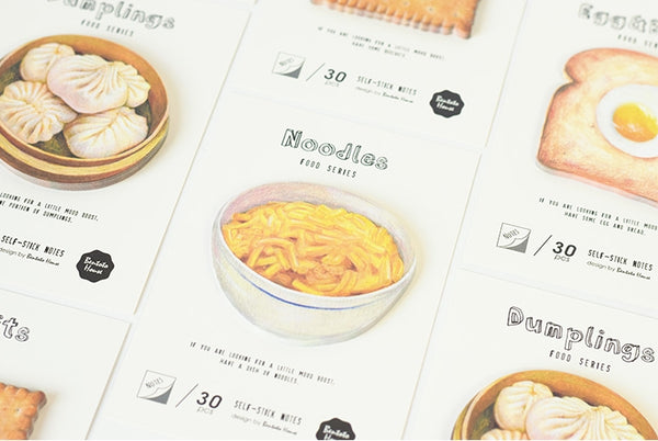Food [Noodles] Sticky Notes