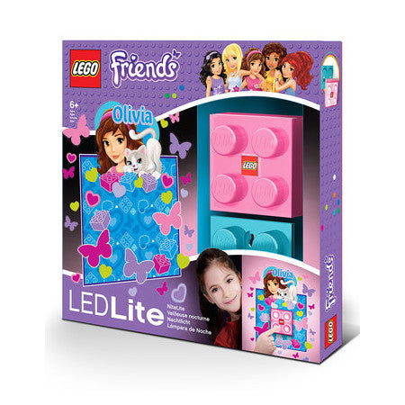 Lego Friends Olivia Nite Lite (Night Light)