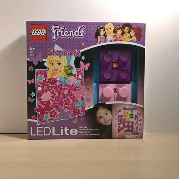 Lego Friends Stephanie Nite Lite (Night Light)