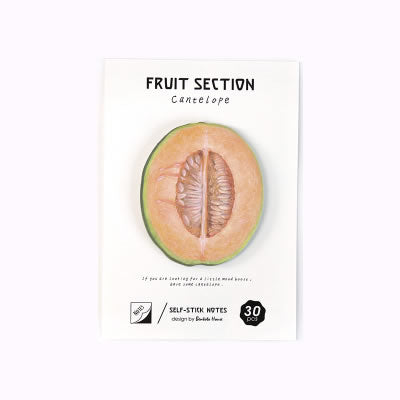 Fruits Melon Sticky Notes