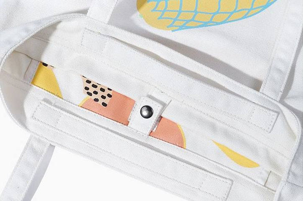 Fruits Tote Bag By 小野 (Xao Ye)