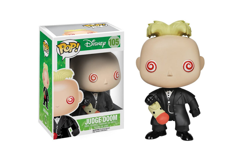 Funko Pop Disney Who Framed Roger Rabbit Judge Doom