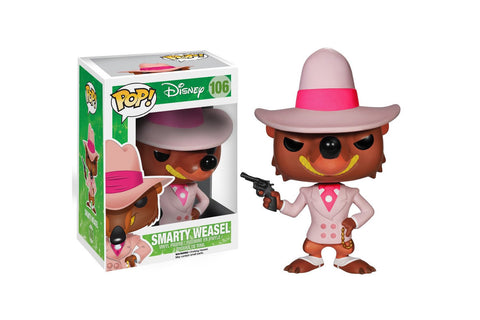 Funko Pop Disney Who Framed Roger Rabbit Smarty Weasel