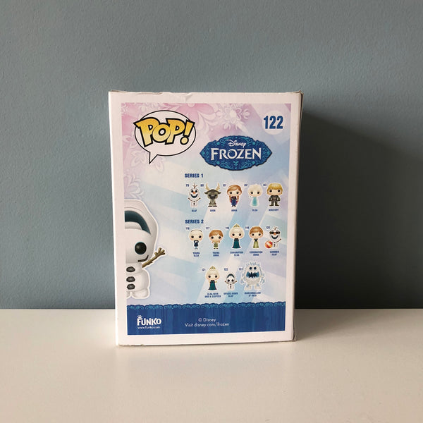 Funko Pop Disney Frozen Upside Down Olaf