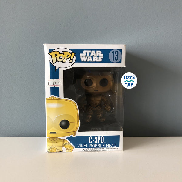 Funko Pop Star Wars C-3PO
