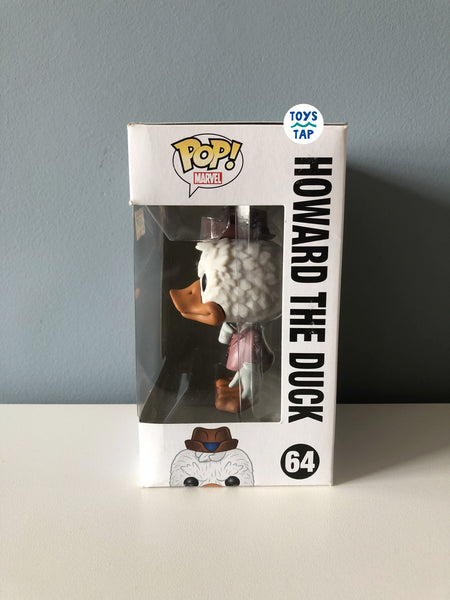 Funko Pop Marvel Guardian Of The Galaxy Howard The Duck