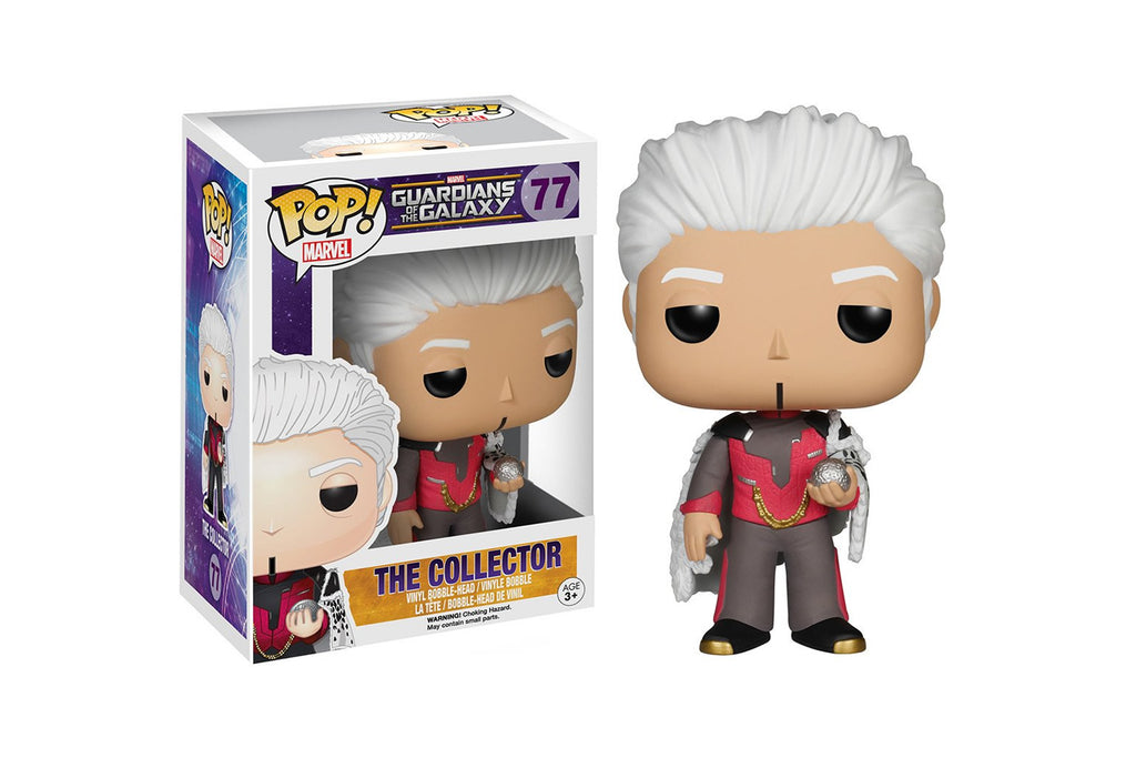 Funko Pop Marvel Guardians Of The Galaxy The Collector