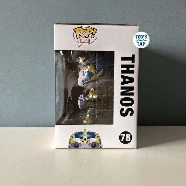 Funko Pop Marvel Guardians Of The Galaxy Thanos