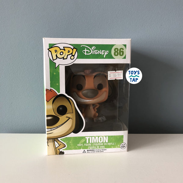 Funko Pop Disney The Lion King Timon