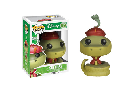 Funko Pop Disney Robin Hood Sir Hiss