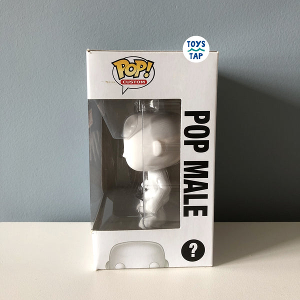 Funko Pop Custom D.I.Y. Pop Male