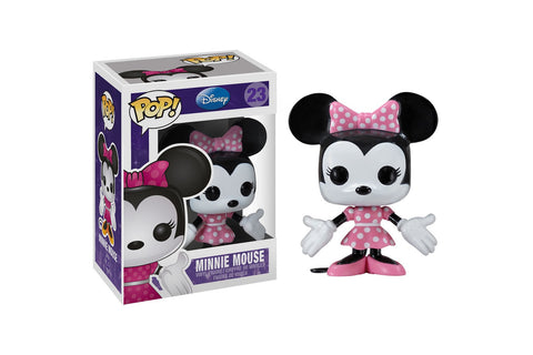 Funko Pop Disney Minnie Mouse