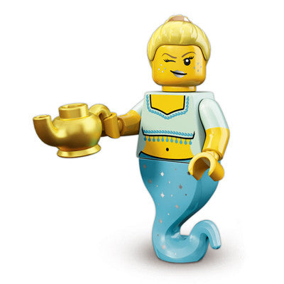 Lego Minifigures Series 12 - Genie Girl