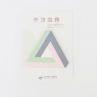 Geometric G1 Sticky Notes