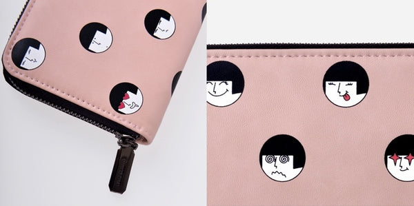 Long Girl Wallet by Kiitos Life
