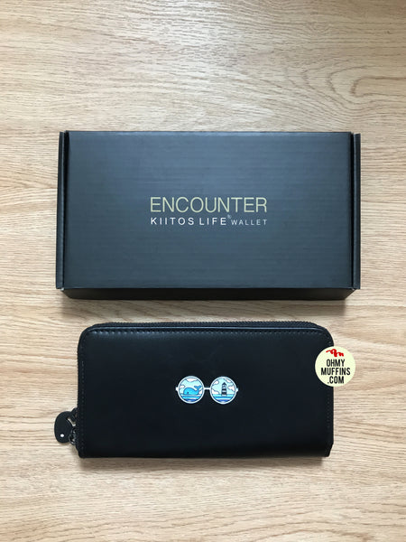 Encounter Long Wallet By Kiitos Life