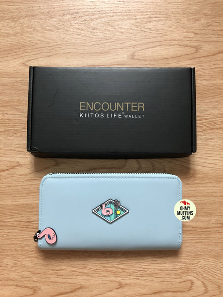Encounter Swimming Long Wallet By Kiitos Life