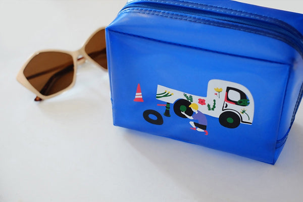Good Driving Lorry Pouch By YIZI STORE X KOMESHOP