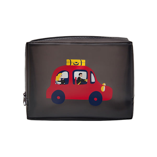 Good Driving Taxi Pouch By YIZI STORE X KOMESHOP