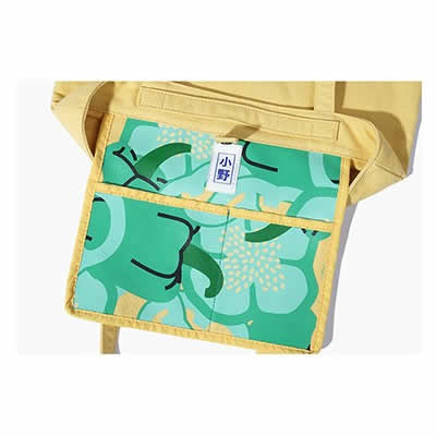 Vegetables Green Pepper Tote Bag By 小野 Xaoye