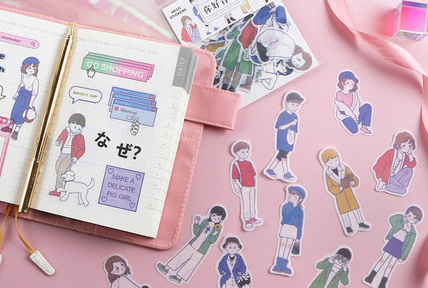 Harajuku [Hello Youth] Stickers Pack