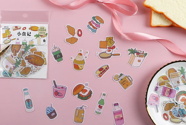 Harajuku [Food] Stickers Pack