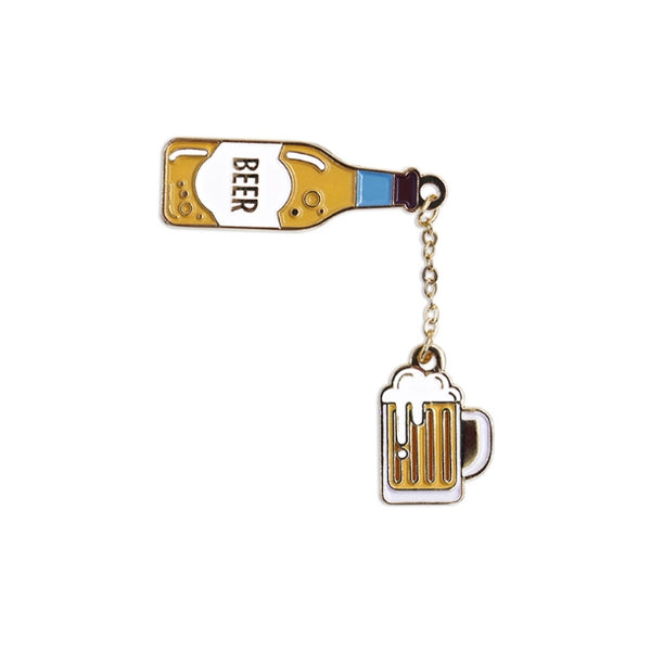 Have A Drink Beer Pin By U-Pick