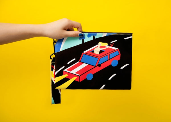 Holiday [Car] Pouch by YIZI STORE