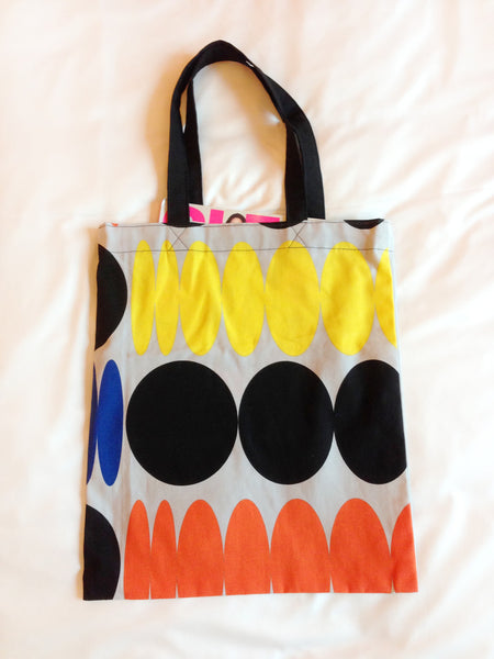 [Flan] Big Tote Bag