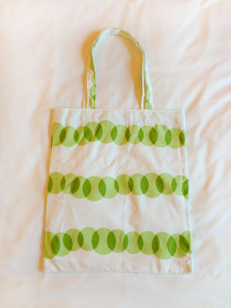 [More Green Lights] Big Tote Bag