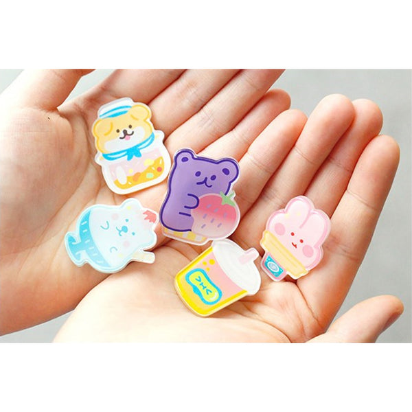 Ice Cream Bar [Strawberry Bear] Pin By U-Pick