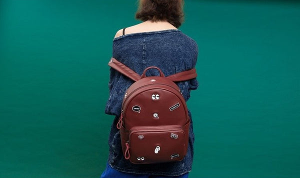 Icon Backpack By Kiitos Life - OUT OF PRODUCTION