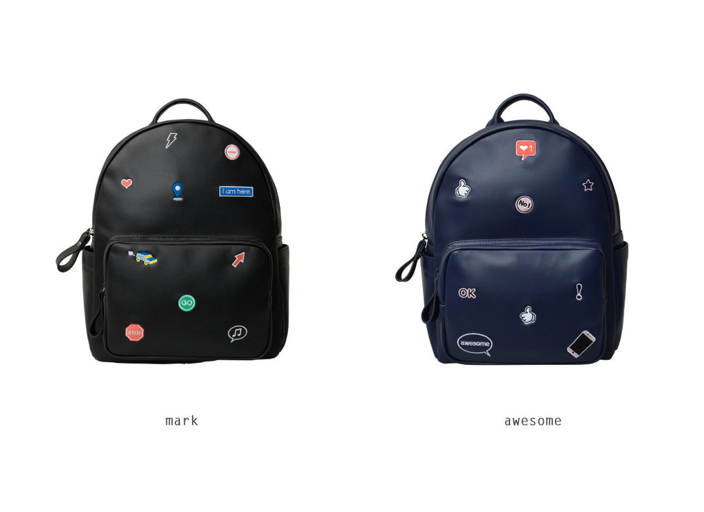 Icon Backpack By Kiitos Life