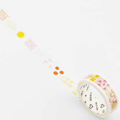 Impression Washi Tape