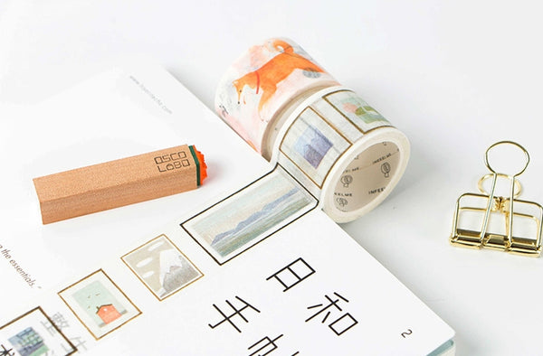 Paintings Washi Tape