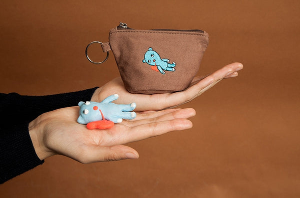 Coin Pouch By YIZI - OUT OF PRODUCTION