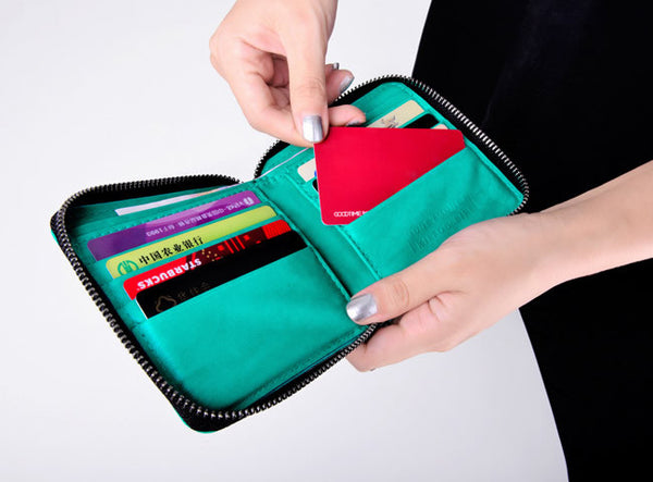 Short Wallet by Kiitos Life - OUT OF PRODUCTION