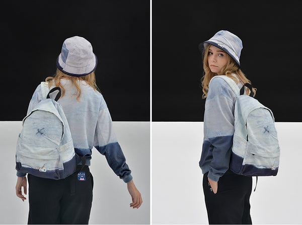 Landscape Backpack By YIZI