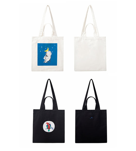 Lifestyle Tote Bag By YIZI