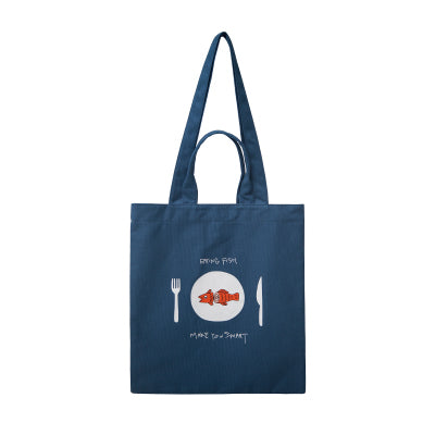 Lifestyle Tote Bag By YIZI STORE