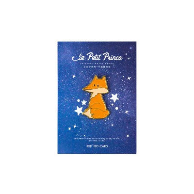 Le Petit Prince [Fox] Pin By Mo.Card